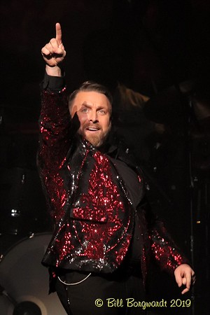 December 9, 2019 - Johnny Reid Christmas Show at the Jubilee Auditorium