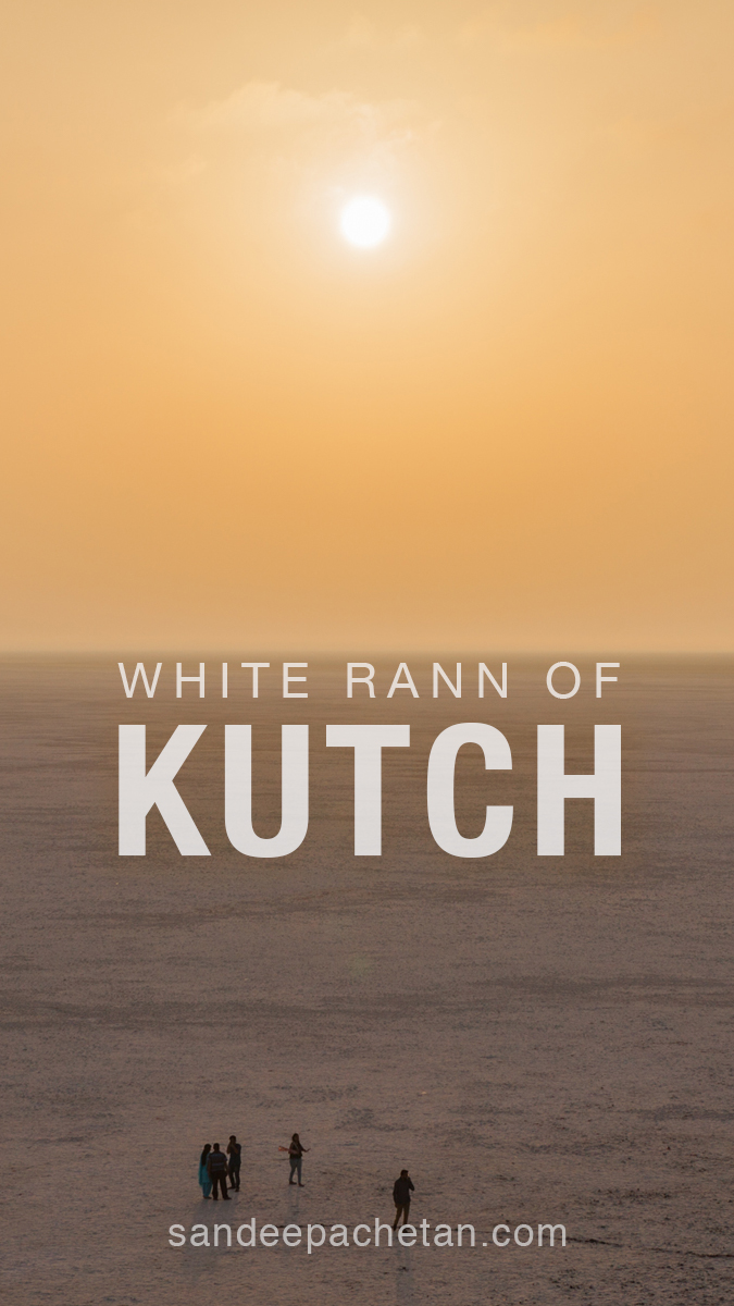 Visit to the White Rann of Kutch