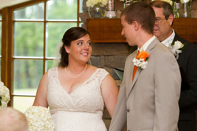 Joseph & Jessica - Wed Ceremony