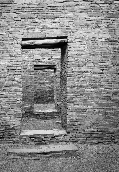 Pueblo Bonito, Chaco Canyon, New Mexico USA