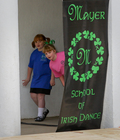 2009-10-13 Irish Dancing Savana