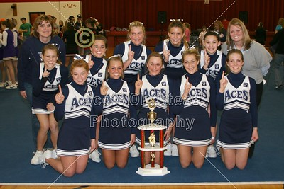 2008 The Falcon Frenzy Cheer Competition (03-11-08)