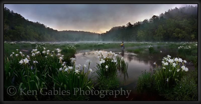 Cahaba River, Cahaba National Wildlife Refuge, Alabama