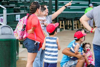 06/25 Kids run the Ballpark