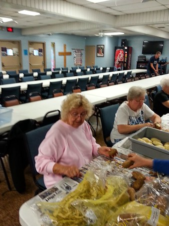 20th Annual Sausage Supper