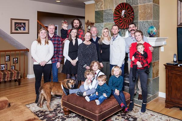 2018 Gordon Family