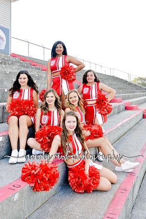 2019 OHS Junior Cheerleaders
