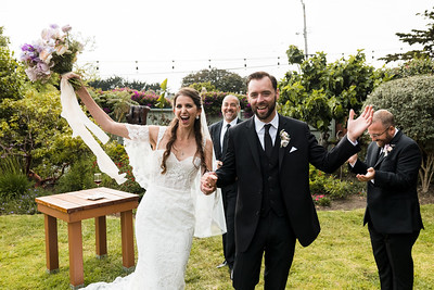 Leah and Justin - Ceremony
