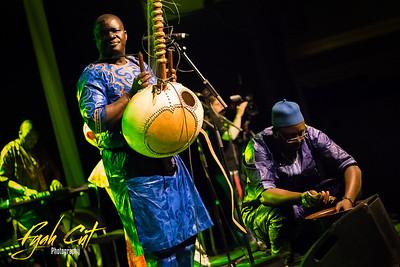 Jaliba Kuyateh & Kumareh Band live in Helsinki