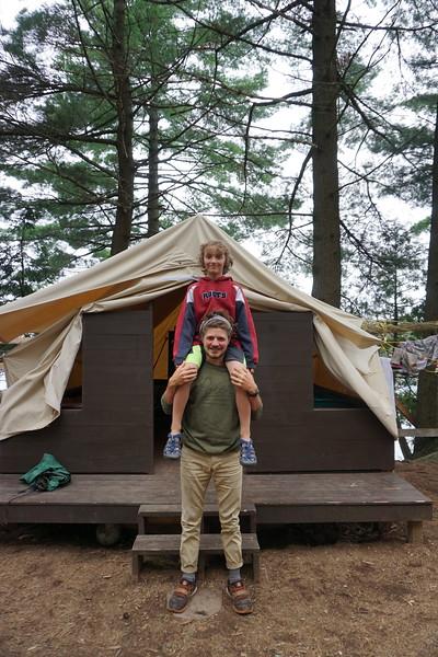 Tent 6 D-Session