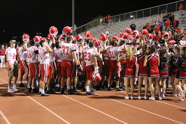 Brophy Vs. Desert Ridge