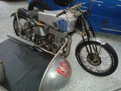 Bison 2000CC Single piston sidecar