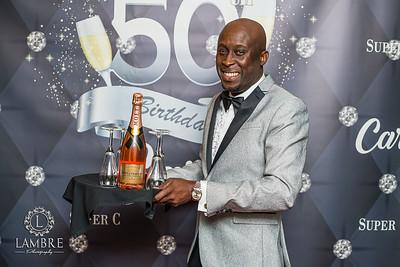 Carl 50th Birthday Party