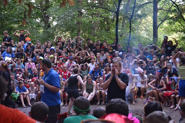 Sunday Opening Campfire