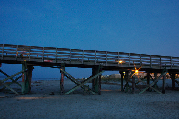 Sunrise at Isle of Palms (June 26, 2007)