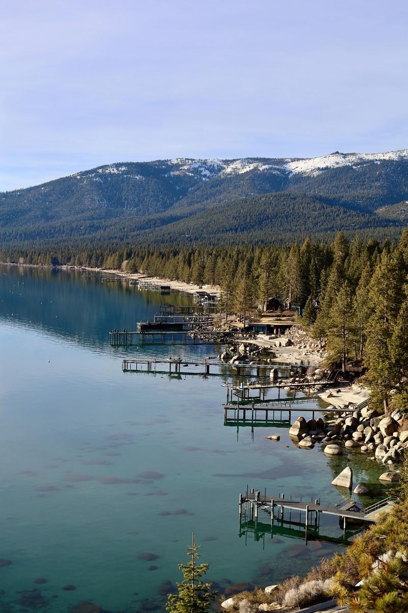 lake tahoe scenic drive - nevada itinerary