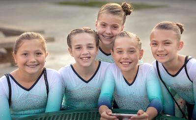 Gymnastics- Vallejo Sep 2017