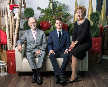 Hoppler Christmas Mini Session 2018