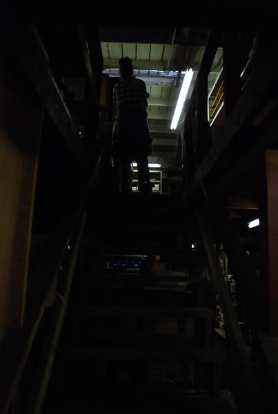 2010, Dark Stairs