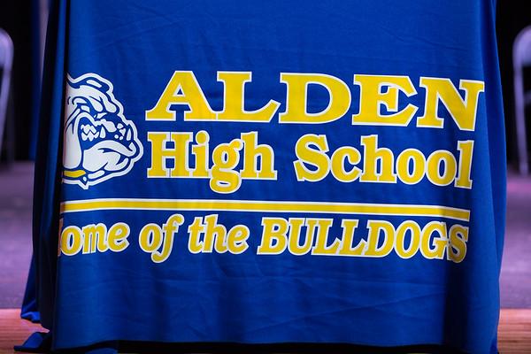 2019 Alden High School Graduation Ceremony