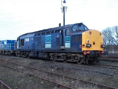 Barnetby, Immingham TMD & WRD    19/01/08