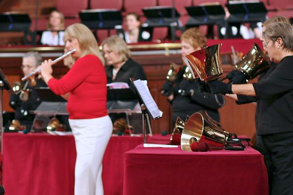 Orchestra and Handbells Concert 2011