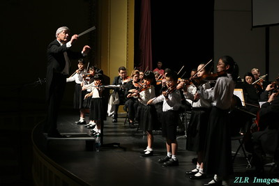 Starkville-MSU Symphony; Strings Across the Sea