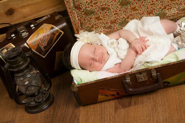 Ensaio New Born - Recém Nascido