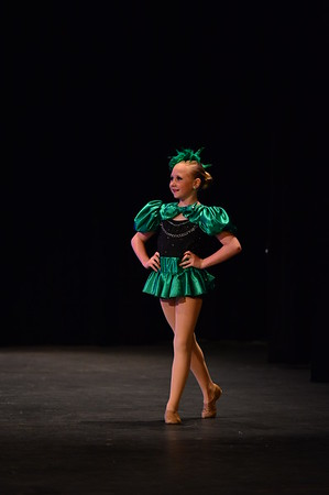 203 Fashion is my Kryptonite - Debbie Feltons Academy of Dance