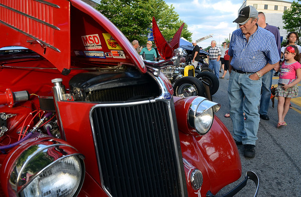 "Fairmount Fire Company's ""Under The Lights"" Car Show"