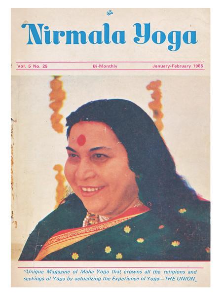 Nirmala Yoga 1985