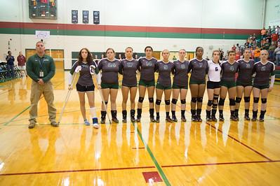 2014 - Volleyball