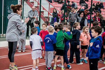 Gibraltar  Athletics youth track league round 2