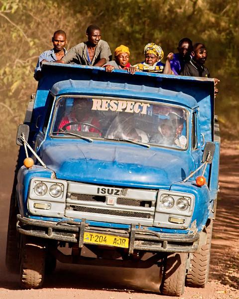 TANZANIA - TAKEN IN TANZANIA