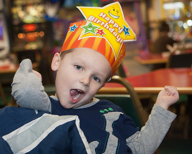 Owen's Togis Birthday 2012