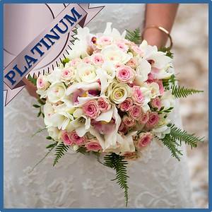 92105 Bridesbouquet Platinum