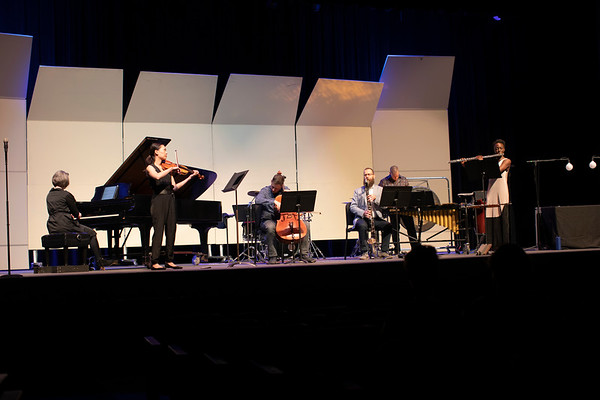Eighth Blackbird Concert