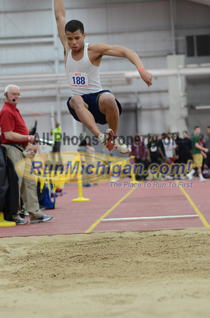 Boy's Long Jump, Gallery 1 - 2013 MITS State Meet