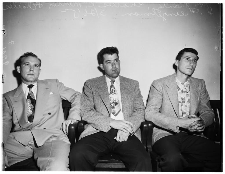1952, Police Brutality