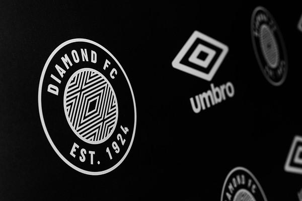 Umbro Diamond FC Signing