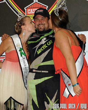 Knoxville Raceway - 8/12/16 - Paul Arch