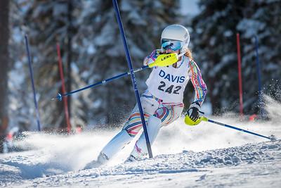 Northstar Slalom  01/22/2019