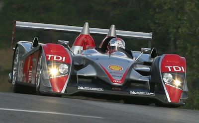 Audi TDI Factory Racing Team