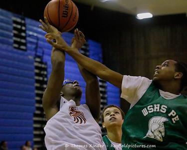 Boys JV Basketball v West Springfield 11/18/19