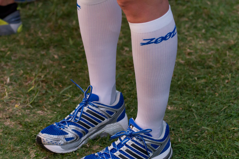 Carries compression socks