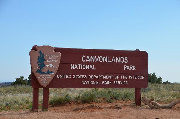 Canyonlands Utah 2015