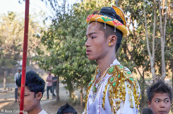 Novitation Parade, Mrauk U