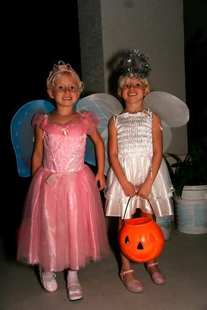 Anna & Leah Halloween