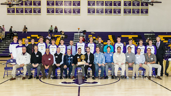 2007 State Championship 10th Anniversary Ceremony