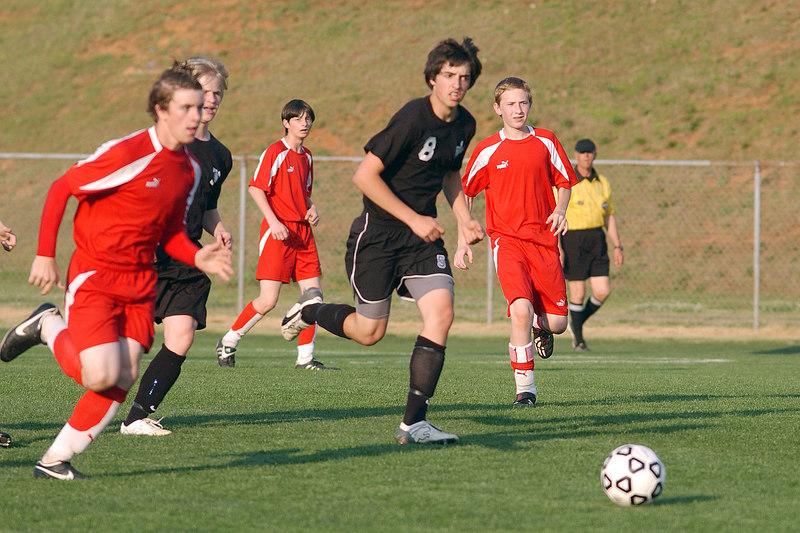 Upson-Lee JV Soccer vs. Pike County - 3/28/07